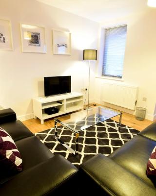 Roomspace Serviced Apartments- Kirk Court