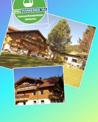 Gästehaus Zoller - Selbstversorger Unterkunft