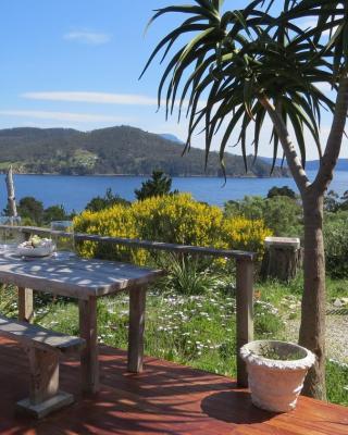 Seashell Cottage Bruny Island