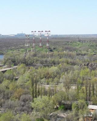 appartamenty with a kind on Dnepr