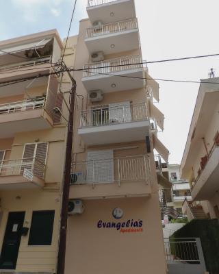 Evangelia's Apartments