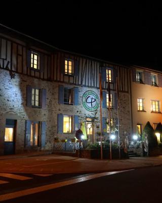 Hôtel Le Saint Eloi - Restaurant C. Pasquier