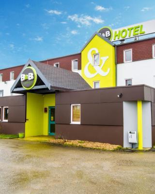 B&B Hôtel TROYES Saint-Parres-aux-Tertres
