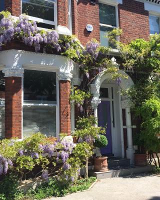 The Lilac Door