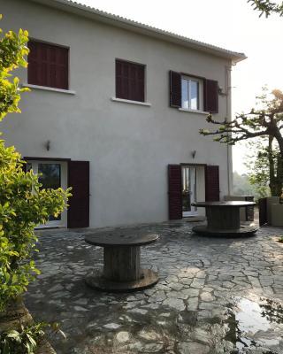 Appartement avec vue sur Saint Florent