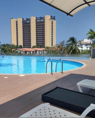 Apto Bello Horizonte a 100 mts de la Playa