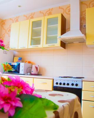 "2-Room Apartment Shashkina-Popova ZHK ""Kvartal"""