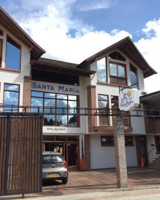 Hotel Santa Maria Guarne