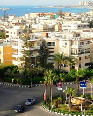 Maamoura Beach apartment (El Nargess)
