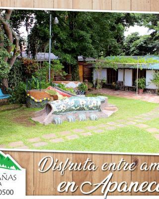 Hotel y Restaurante Las Cabañas de Apaneca