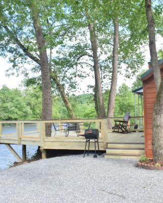 Laurel Bush Riverfront Cabins: New Tiny House Adventure!