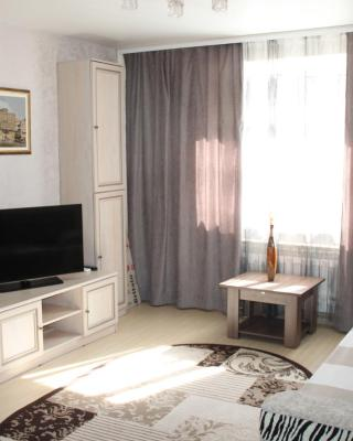 Apartment Smolensk-Normandiya 7a