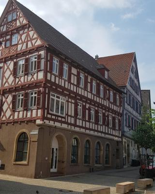 """Quartier """"Zur Alten Apotheke"""""""