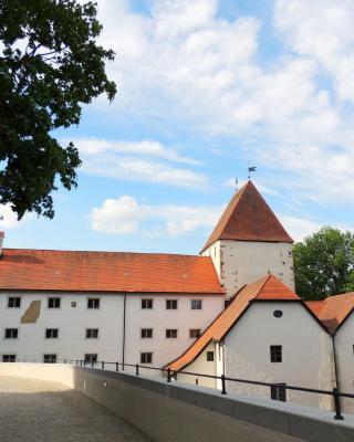 Gästehaus Mälzerei auf Schloss Neuburg am Inn