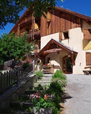 Maison De Catherine Serre Chevalier