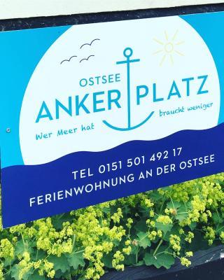 Ostsee-Ankerplatz
