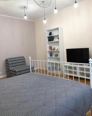 Apartment on Pokazanieva
