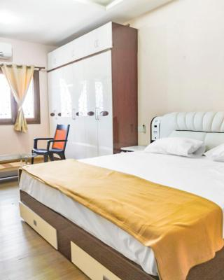 Guesthouse room in HITEC City, Hyderabad, by GuestHouser 8934