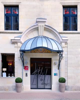 Qualys-Hotel Saumur Le Londres
