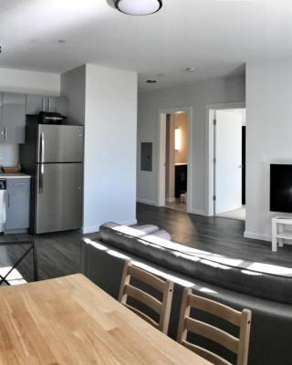 Brand New Studios and 2 Bed Apts Close to Boston University and Boston College with Private Parking