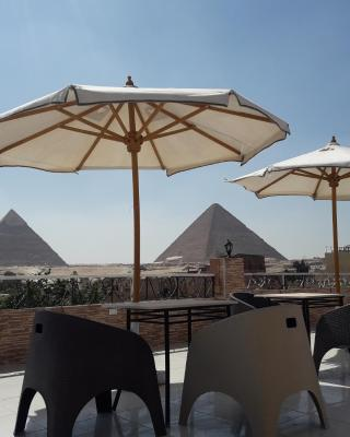 Makadi Pyramids View