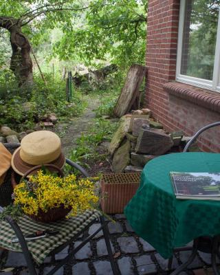 Gästewohnung im Naturgarten Nähe Steinhuder Meer