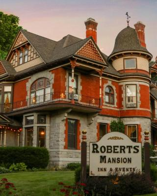 EJ Roberts Mansion
