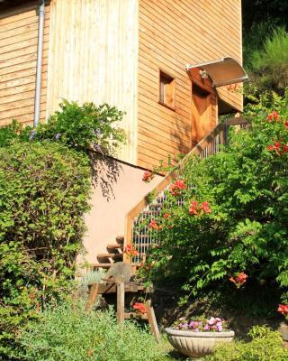 La maisonnette en bois