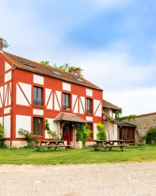 Chambres au Domaine de Seraincourt