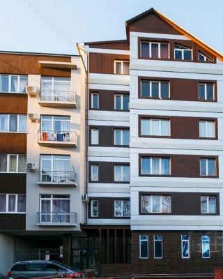 Cozy apartments on main boulevard