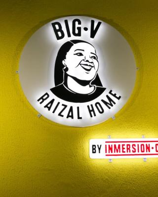 Big V Raizal Home