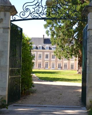 Château de Saint Ouen les Vignes