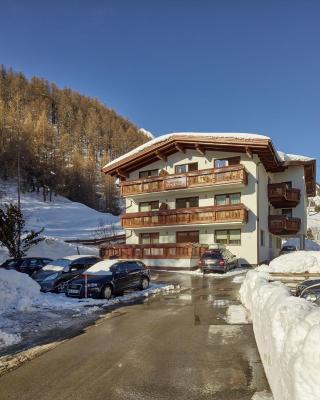 Appartement Gästehaus Bergkristall