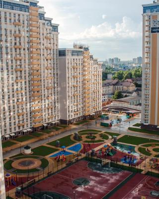 Apartment in ZHK Bolshoy