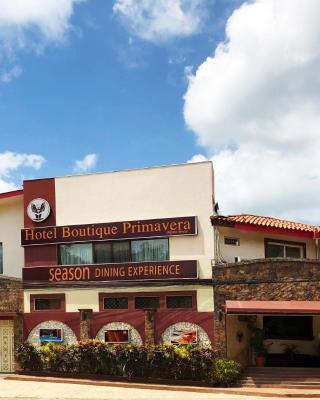 Hotel Boutique Primavera