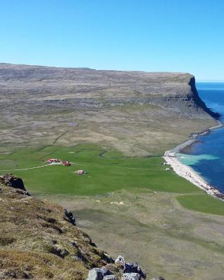 Hænuvík Cottages