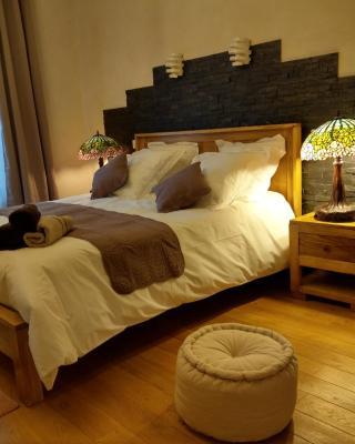 Les chambres d'hôtes de la Frissonnette