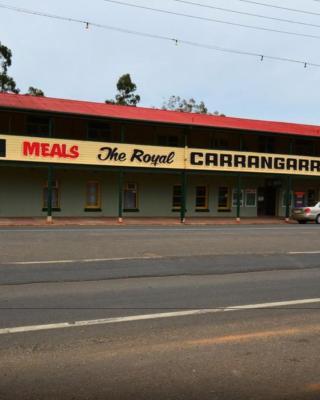 Royal Carrangarra Hotel