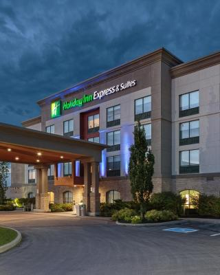 Holiday Inn Express & Suites - Belleville