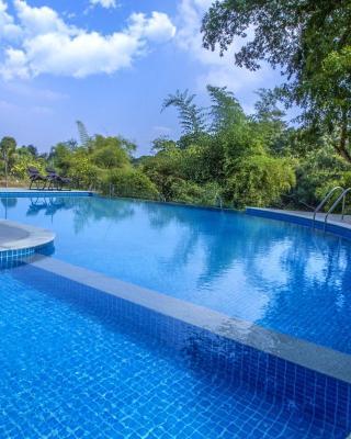 Pepper Green Wayanad Resort With Swimming pool