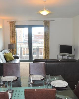 City Crash Pad Serviced Apartments - Cathedral Quarter