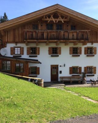 Berghütte Schöpf