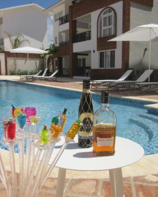 Coral Village - Apt. Caribbean Cocktails