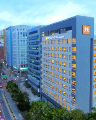 Mステイ ホテル チャンウォン