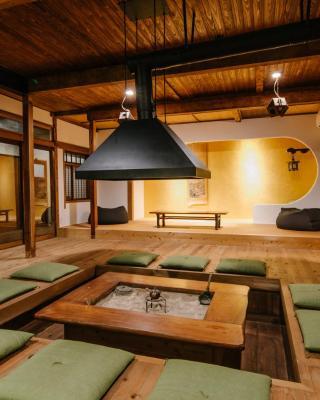 囲炉裏ゲストハウス 天幕 -Tenmaku-