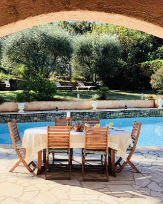 Chambres d'hôtes Villa Cardabella