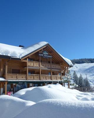"""Hôtel Restaurant """"Les Sapins"""" Wellness & Gourmet"""