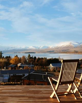 The View Lake Tekapo