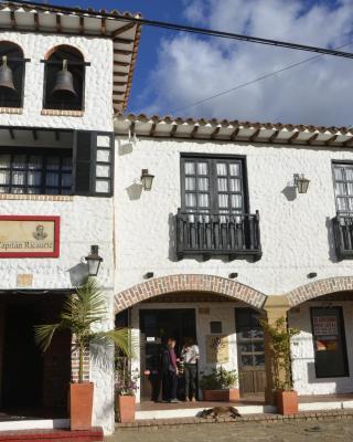 Hotel Capitan Ricaurte