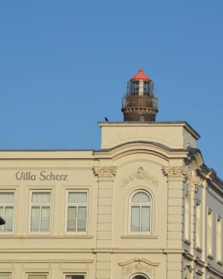 Villa Scherz - stilvoll, zentral, ruhig, EG